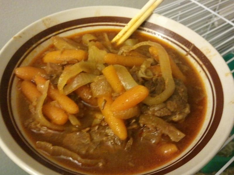 Unbeatable Beef Stew